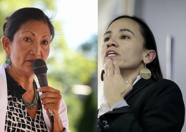 Sharice y Deb, dos mujeres indígenas llegan al congreso de EE. UU. para cambiar la idea del calentamiento global