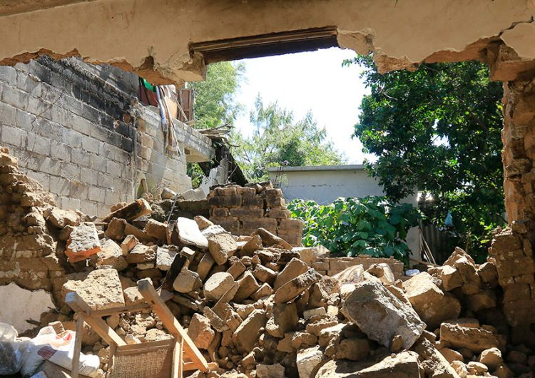 Beneficiarios de programas para reconstrucción ocuparon recurso para otra causa