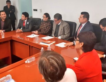 Nancy de la Sierra y Armenta Mier respaldan reabrir cuentas públicas de RMV