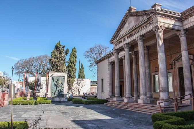 Inician obras de rehabilitación del Museo Aguascalientes y Templo de San Antonio