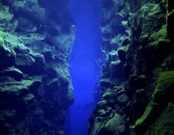 Los océanos son succionados hacia el interior de la tierra a través de profundas fosas: estudio