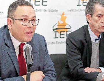 No se manipuló la paquetería electoral: IEE