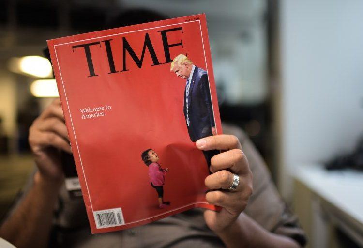 """Trump, las familias separadas y un periodista asesinado, entre los candidatos a ser la """"Persona del Año"""" según Time"""