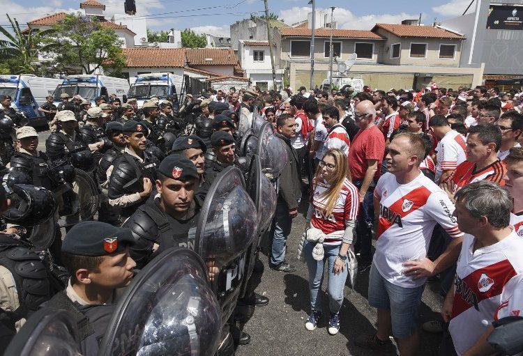 River Plate en contra de final en Madrid; culpa al gobierno argentino por falta de seguridad en el estadio