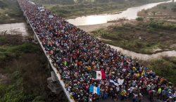 México y EU invertirán 35 mil mdd en la frontera…