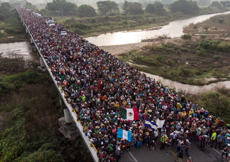 México y EU invertirán 35 mil mdd en la frontera sur y Centroamérica