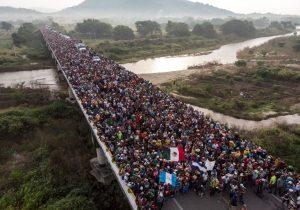 El primer acuerdo de AMLO como presidente es para atender la migración de centroamericanos