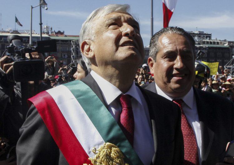 Democracia, unión y seguridad: Cómo vieron los líderes mundiales la toma de protesta de AMLO