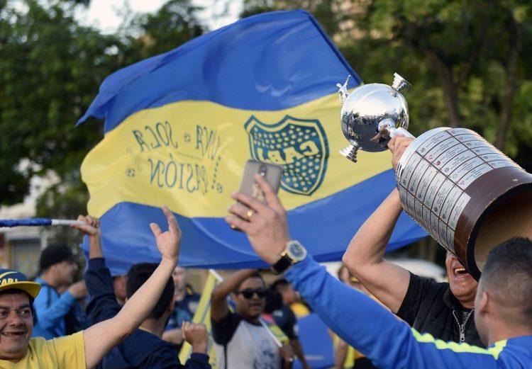 Hincha radical de Boca es identificado y deportado por la policía española