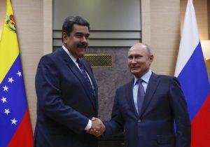 Putin desafía a Trump y promete apoyar al régimen de Nicolás Maduro