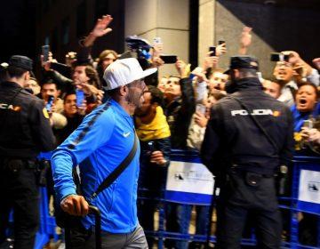 Boca Juniors ya llegó a Madrid; se espera la llegada del River Plate para la final de la Copa Libertadores