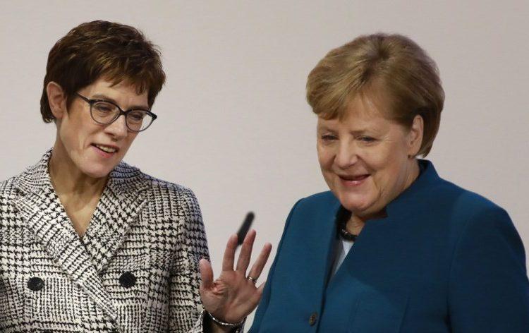 Conoce al reemplazo de Angela Merkel como líder del partido CDU