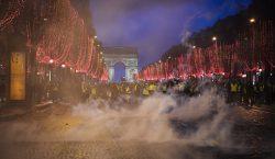 Disturbios en Francia durante protestas dejan más de 1,400 detenidos,…