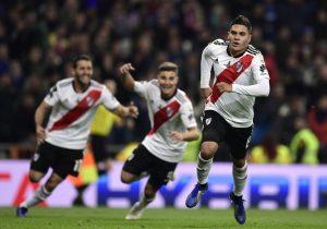 River Plate gana a Boca Juniors la Copa Libertadores en tiempo extra en el Bernabéu