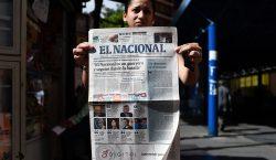 El diario El Nacional cierra su edición impresa, tras 75…