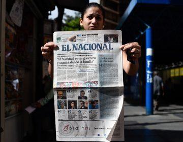 El diario El Nacional cierra su edición impresa, tras 75 años, por la crisis en Venezuela