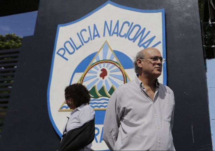 El director del diario Confidencial denuncia al jefe de la policía de Nicaragua por allanar y decomisar bienes