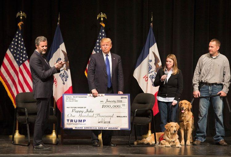"""Tras acusaciones de """"conducta ilegal"""", Trump aceptó cerrar su fundación: Fiscal de NY"""