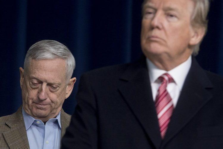 El secretario de Defensa de EE. UU. dimite tras anuncio de Trump de retiro de Siria