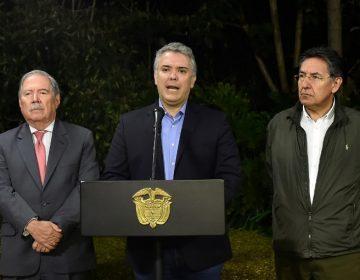 Autoridades colombianas investigan supuesto plan para atentar contra el presidente Duque
