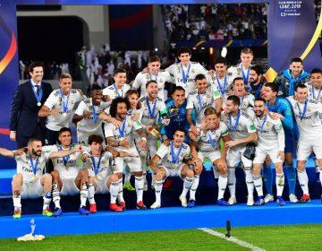 Real Madrid gana el Mundial de Clubes por séptima vez