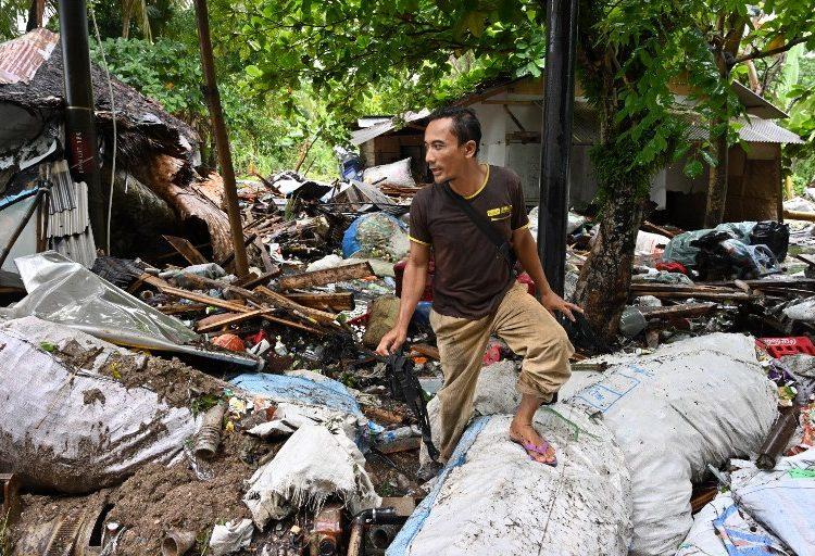 No hubo alerta y el tsunami se lo llevó todo: sobreviviente relata cómo sucedió el desastre en Indonesia