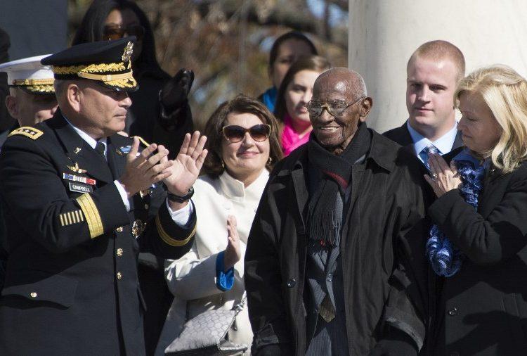 El veterano de la II Guerra Mundial más viejo de EE. UU. muere a los 112 años