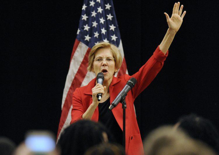 La demócrata Elizabeth Warren se destapa para ser candidata presidencial en EEUU para 2020