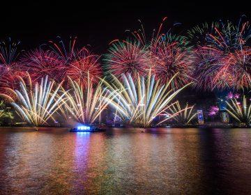 Así inicia el mundo los festejos por la llegada del 2019