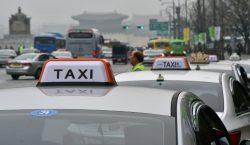 Taxista surcoreano se inmola en protesta contra una aplicación para…