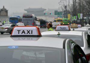 Taxista surcoreano se inmola en protesta contra una aplicación para compartir autos