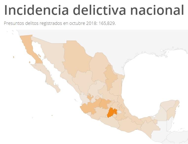México-Guanajuato-delitos-incidencia