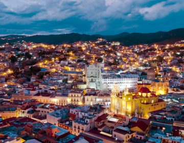 Guanajuato capital entre los 15 destinos para invierno en todo el mundo
