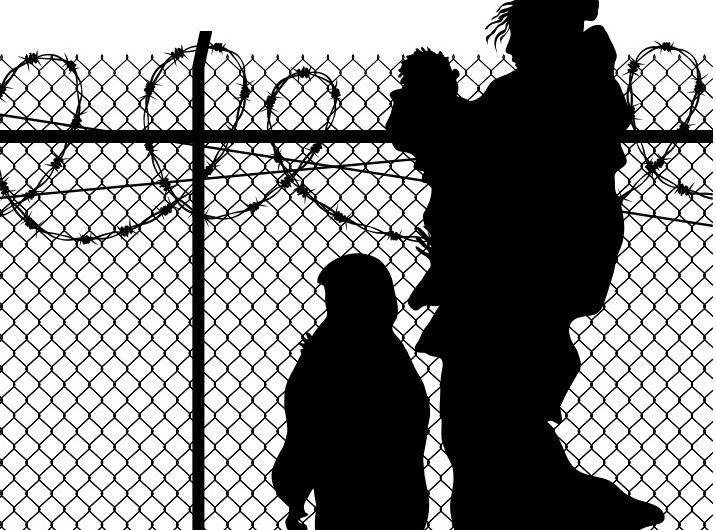 Mujer, madre y migrante