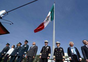 AMLO insiste en la creación de la Guardia Nacional; titulares de Sedena y Semar prometen respeto a derechos humanos