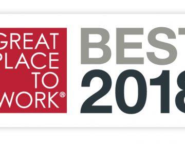 Dan a Ruba la distinción de Great Place to Work 2018