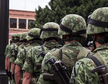 Patrullarán militares municipios de Aguascalientes