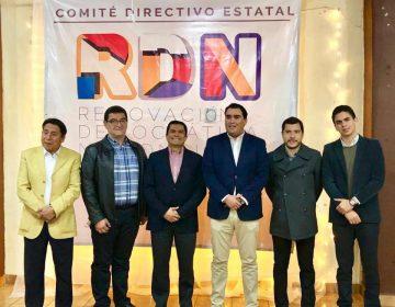 Presentan nueva agrupación política en Aguascalientes