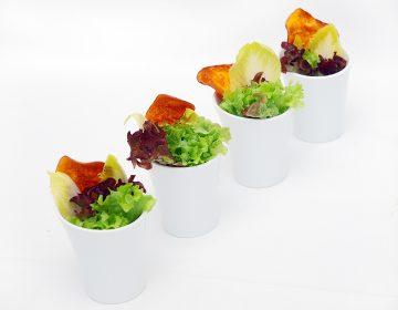 Nutrición sana: calidad vs. cantidad