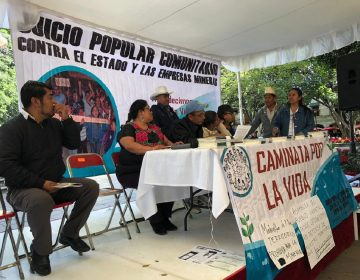 Demandan cancelación de 322 concesiones mineras