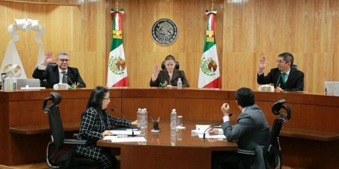 Confirma TEPJF elección interna al PAN Hidalgo