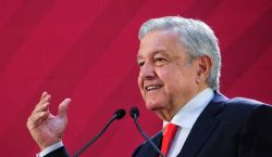López Obrador promete destinar 5 mdd para el plan migratorio…