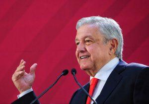 López Obrador promete destinar 5 mil mdd para el plan migratorio con Centroamérica