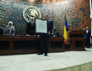 Enrique Alfaro toma protesta como gobernador de Jalisco