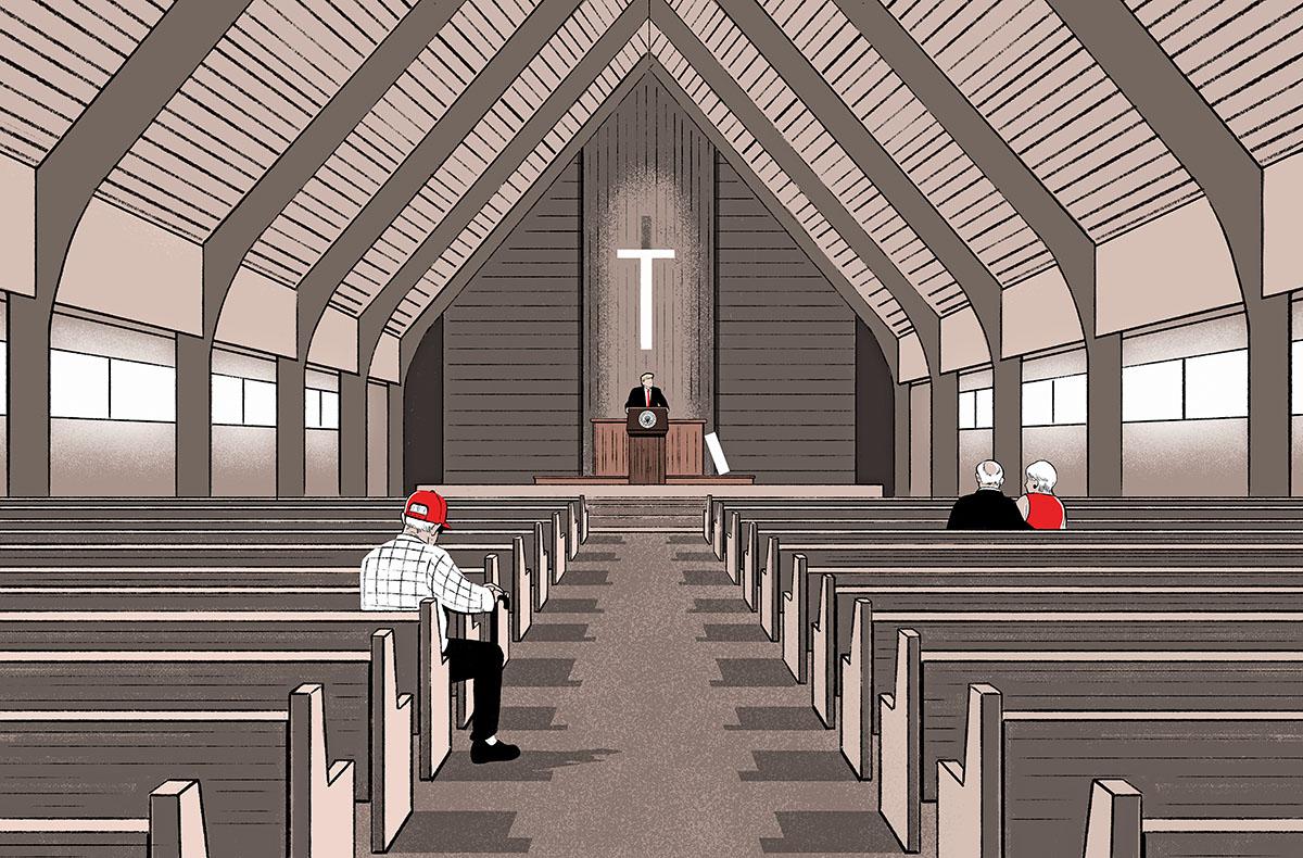 'Exvangélicos': los 'millennials' que huyen de la religión
