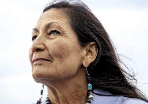 """""""La gente tiene que escuchar a los nativos americanos"""""""