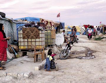 El destierro sin fin de los sirios