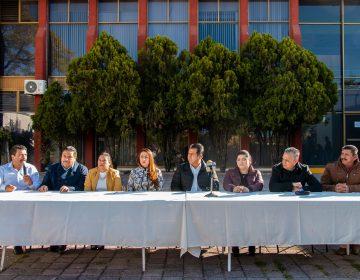 Se unen alcaldes de Aguascalientes contra CFE