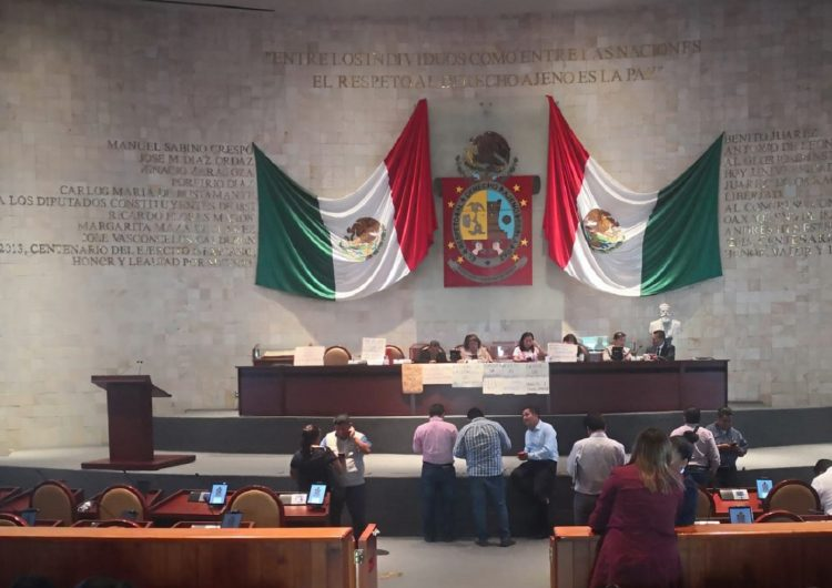 Acepta grupo disidente de Morena encabezar comisiones en Congreso