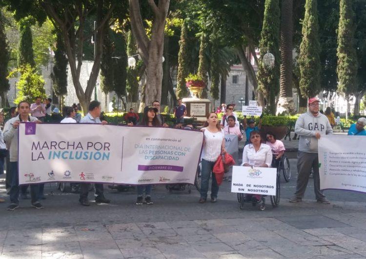 Demandan creación del Instituto de la Discapacidad